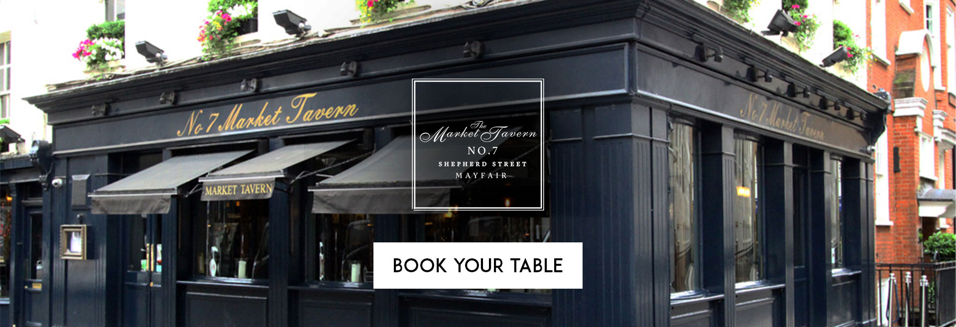 Book Your Table The Market Tavern
